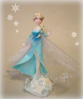 Frozen -Elsa by Fairiesworkshop