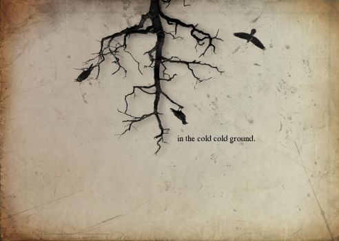 In the Cold Cold Ground by osmiashe