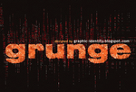 Grunge Text Effect 1 by GraphicIdentity