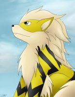 -PKMN- Shiny Arcanine by pdutogepi