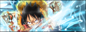 Monkey D. Luffy by iKaizoku