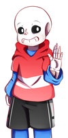 :C: Lucky Sans 1/2 by Pudp0n