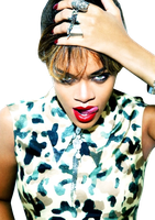 PNG Rihanna by ThatOutlaw