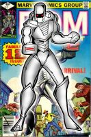 Classic ROM The Spaceknight  by RWhitney75
