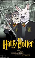 Harry Bolter by wolfjedisamuel