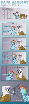 Dash Academy Chapter 2 - Hot Flank #1 by SorcerusHorserus