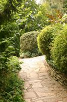 Chalice Well Path 2 by FoxStox