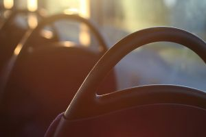 Bus seats bokeh by stphq