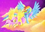 Top fliers in Equestria by Silverene