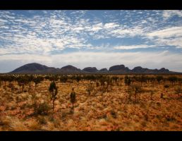 Kata Tjuta or Olgas, Australia by Thrill-Seeker