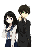 Render-Hyouka by galaica