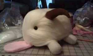 Medium Premium Poro Plushie (WIP) by SPPlushies