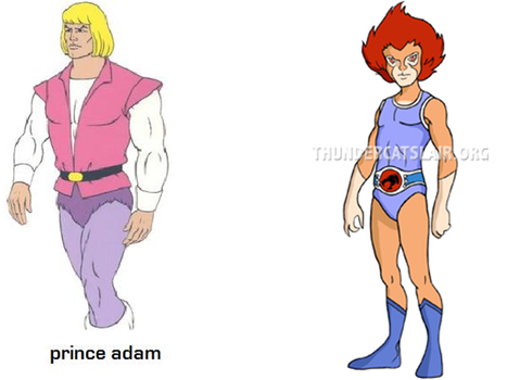 Prince Adam-O components by lurch-jr