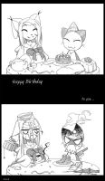 Her Birthday by zetallis