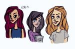 pretty little liars (books) by countingstaars