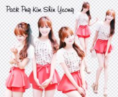 Pack Png Kim Shin Yeong By Hami by alwaysmile19