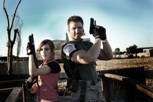 The Redfields by CLeigh-Cosplay