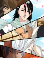 BLEACH: 3rd to 13th by AngelsTale