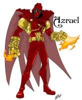 Azrael: Agent of the Bat by RevDenton