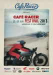 Cafe Racer Festival 2013 - MONTLHERY by laurentroy