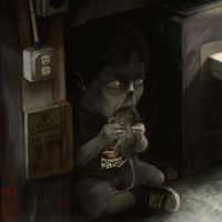 basement snack by Karelias