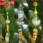 Christmas tree decoration by WithaTouchofFantasy