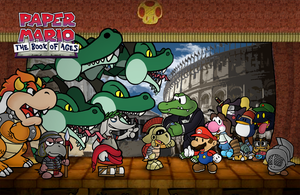 Paper Mario: BoA Chapter 6 by ChetRippo
