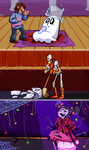 UNDERSONG (panels) by JimPAVLICA