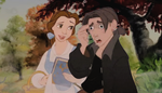 Jim and Belle Scene by SweetKairi1992