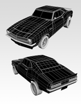CHEVROLET CAMARO 1969 - wire by AnalyzerCro