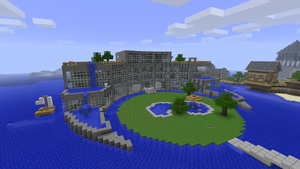 Aquatica Hotel - Minecraft by nyl000