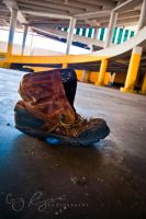 Homeless Shoe by creynolds25