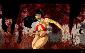 Vampirella by themico
