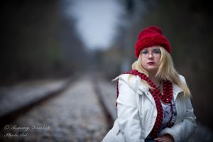 red lips by Tommy8250