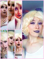 Roxy Lalonde closet cosplay by AquaWouldBeSelf
