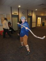 Jack Frost - Tigercon 2012 by WolvesOfComedy