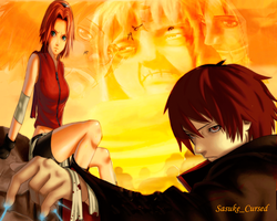 Sasori Wallpaper by Anime-DC