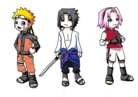 Team 7... sorta by IronicChoice