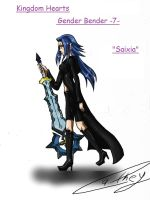 Kingdom Hearts Gender Bender 7 by Cathey18