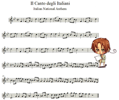 Italian National Anthem | Violin by valdesu