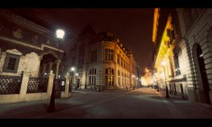 Bucharest Nights by PortraitOfaLife