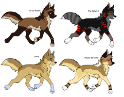 Adopts by MonsoonWolf