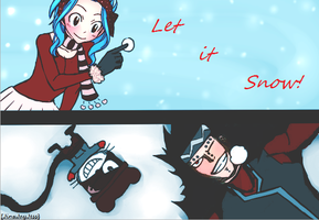 Let it Snow by JinxJayJess