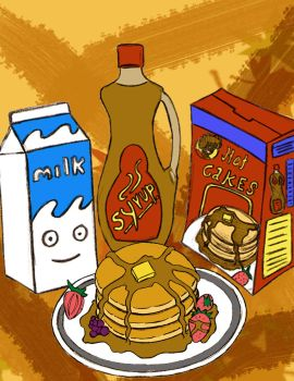 Hotcakes by Puaz