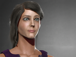 UPF Mentalist (bust) by OrkanSlayer78