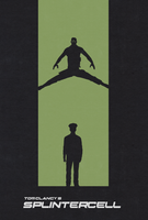 Splintercell - Minimalist Poster by shrimpy99
