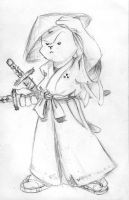 usagi-yojimbo by m-tadena