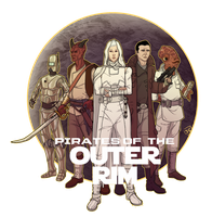 Pirates of the Outer Rim by Ryan-Rhodes