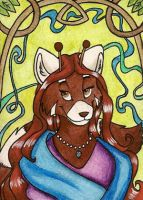 Frenzy ACEO by FoxInShadow
