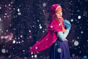 Frozen - Frozen Heart by Eli-Cosplay